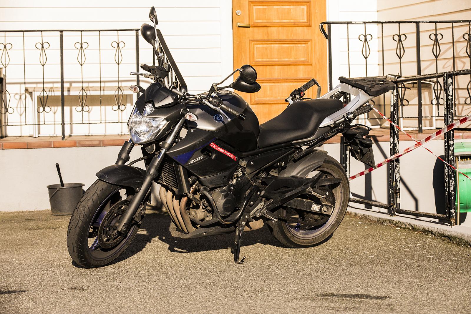førerkort tung motorsykkel